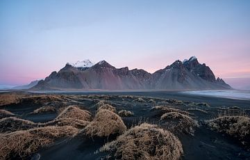 Stokksnes IJsland sur Luc Buthker