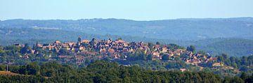 Domme in de Dordogne