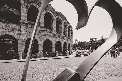 Het Romeinse amfitheater van Verona
