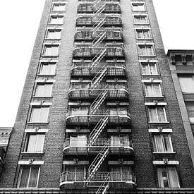 Chancellor Building in  San Francisco - USA van Ricardo Bouman   Fotografie