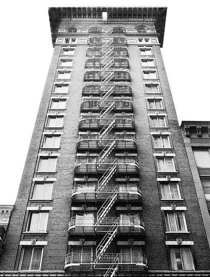 Chancellor Building in  San Francisco - USA van Ricardo Bouman | Fotografie