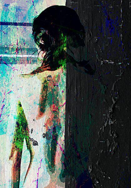 Taking a shower - color von PictureWork - Digital artist