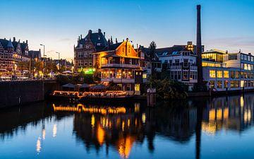 Delfshaven Rotterdam von Jeroen Kleiberg