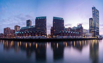 Eisenbahnhafen Rotterdam von Jeroen Kleiberg