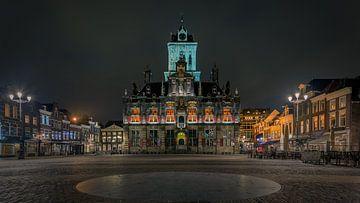 Stadhuis Delft von Michael van der Burg