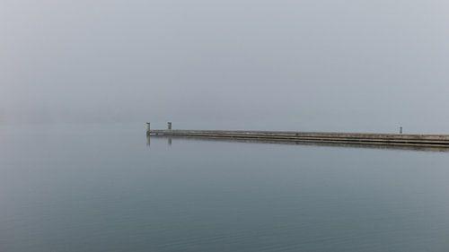 Steiger in de mist 1