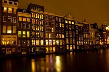 Amsterdam grachtenhuizen van