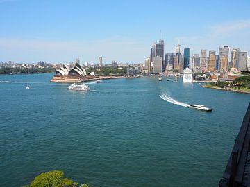 Opernhaus von Sydney von Sanne Bakker