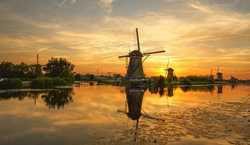 So Dutch Kinderijk Holland sur Saskia Dingemans