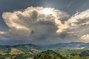 Montefino wolken