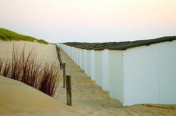Strand Texel van Vincent Vagevuur