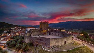Kasteel in Portugal von Ronny Kruissen