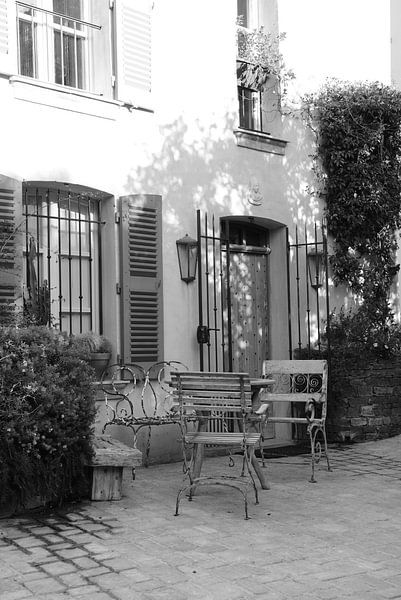 Quiet Moment à Saint-Tropez van Tom Vandenhende