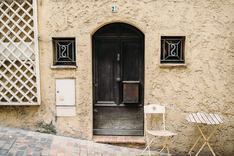 Zuid Franse Deur van Patrycja Polechonska
