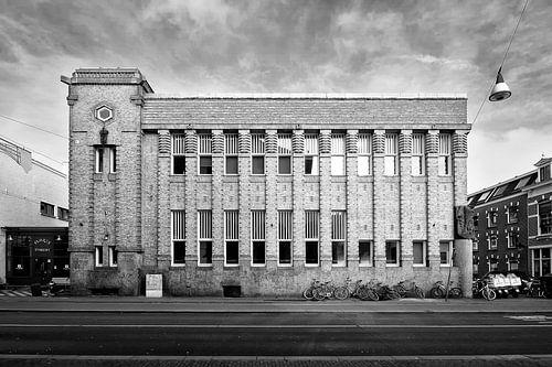 Architectuur in Utrecht: De voormalige Amsterdamse Incassobank aan de Nobelstraat in Utrecht van