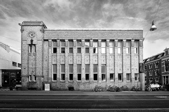 Architectuur in Utrecht: De voormalige Amsterdamse Incassobank aan de Nobelstraat in Utrecht
