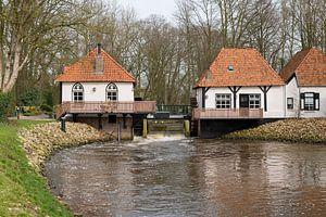 Watermolen Den Helder in Winterswijk