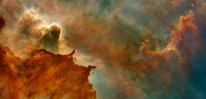 Carina Nebula van Rebel Ontwerp