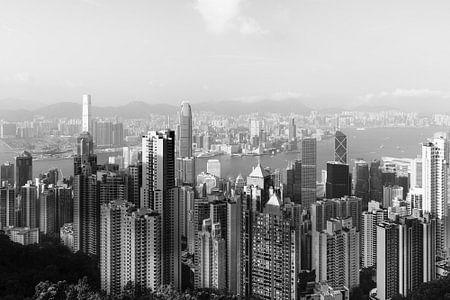 Hong Kong Skyline 14 van Pascal Deckarm