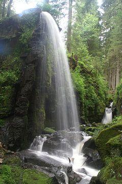 watervallen van Teus Kooijfotografie