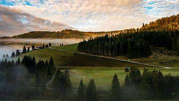 Neuberg au lever du soleil sur Jens Sessler