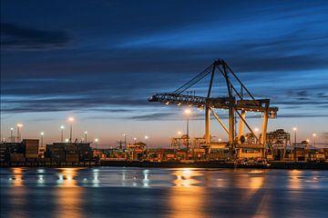 Haven Rotterdam von Martin de Bock