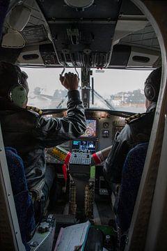 Pilot Tara Air Flight von Ton Tolboom