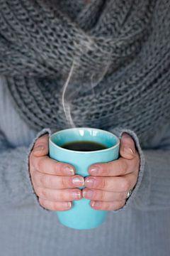 Warme Koffie van Evelien