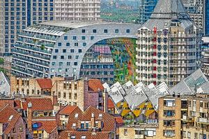 Markthal and friends