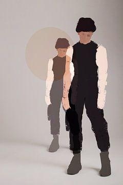 Duo von Carla Van Iersel