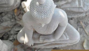 Marmor-Buddha von Affect Fotografie