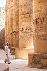 Luxor Egypte van