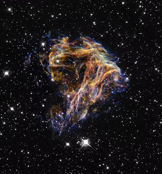 IMAGE FROM NASA'S HUBBLE SPACE TELESCOPE van Brian Morgan