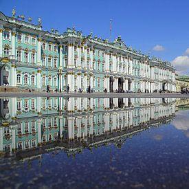Eremitage St. Peterburg von Patrick Lohmüller