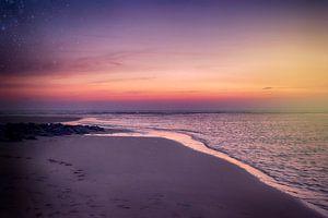 zonsondergang karwijk  van