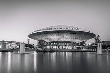 Das Raumschiff von Mitchell van Eijk
