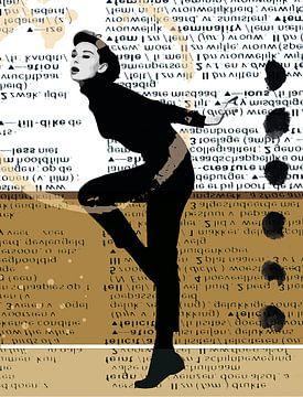 Audrey Hepburn von M Duizendstra