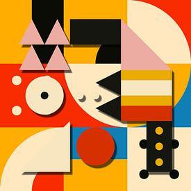 Bauhaus Principles sur Marja van den Hurk