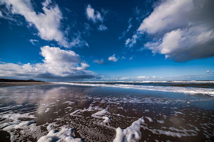 Noordzee van Arnd Tillmann
