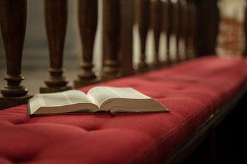 bijbel in de kerk van anne droogsma