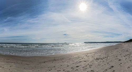 Panorama Strandfeeling, Prora auf Rügen