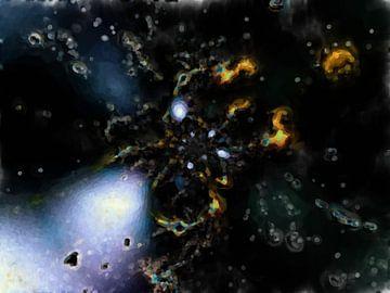 Dunkles Universum von Maurice Dawson