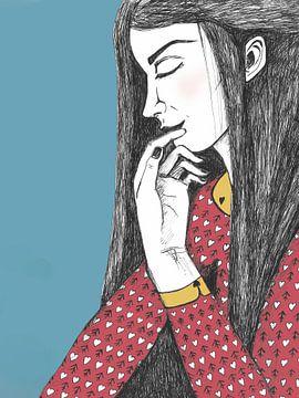Liebe zum Lesen von Karolina Grenczyk