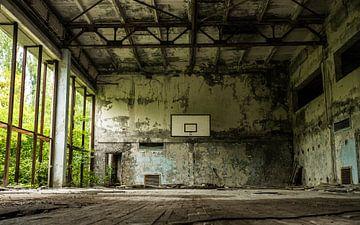 Tsjernobyl sportzaal van Astrid Brenninkmeijer