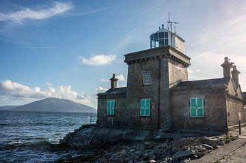 Blacksod-Leuchtturm in Irland von Bo Scheeringa