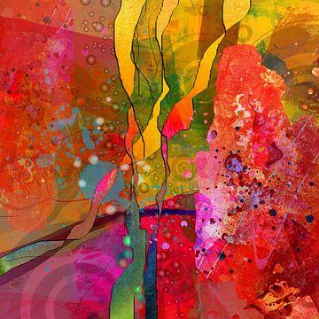 De geest van vreugde van Andreas Wemmje