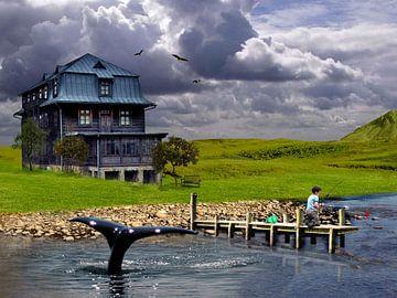 Haus am See van Ine Tresoor