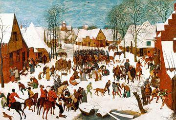 Massacre des Innocents Pieter Bruegel l'Ancien sur