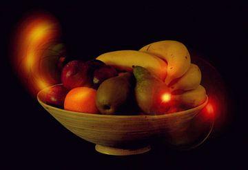 Fruit geeft je energie! van Leo Huijzer