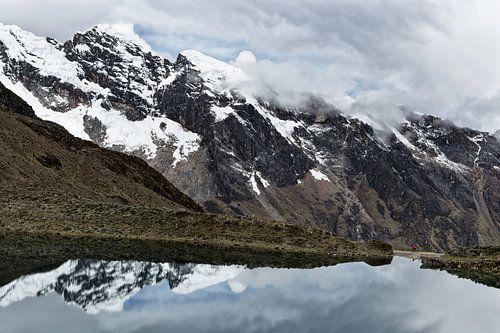 Punto Olimpico Cordillera Blanca Peru von Ellen van Drunen